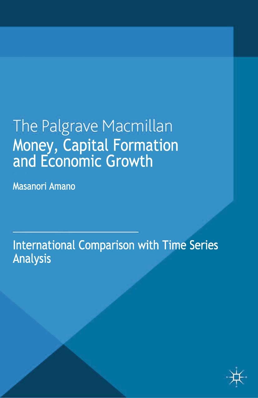 Amano, Masanori - Money, Capital Formation and Economic Growth, ebook