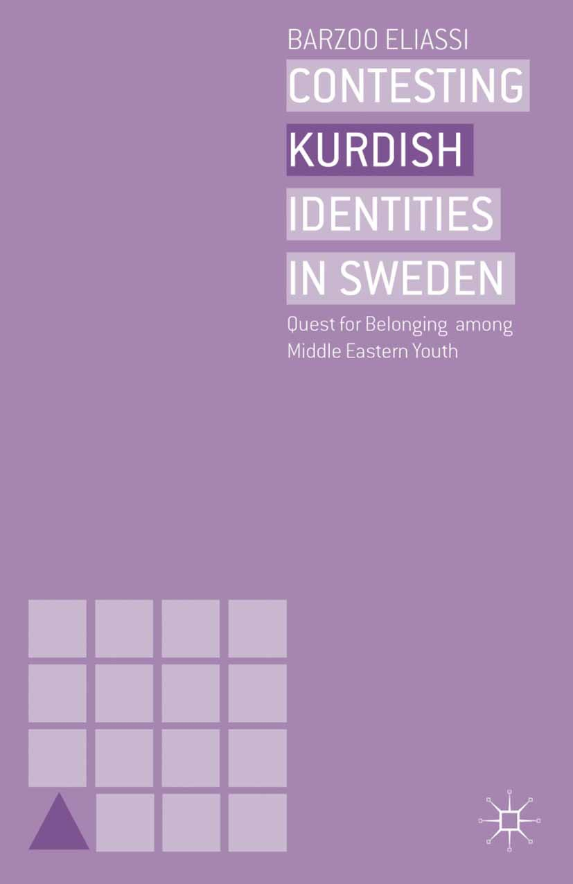 Eliassi, Barzoo - Contesting Kurdish Identities in Sweden, ebook