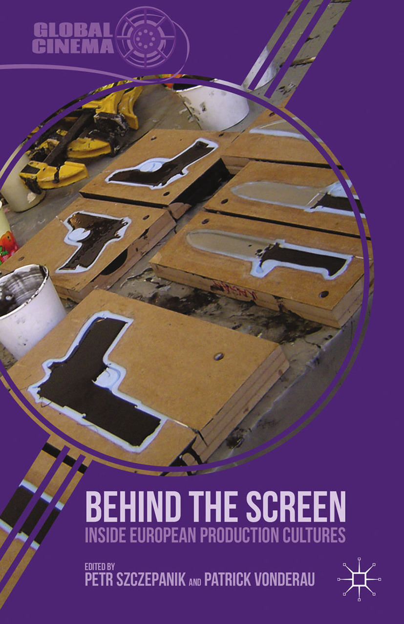 Szczepanik, Petr - Behind the Screen, ebook