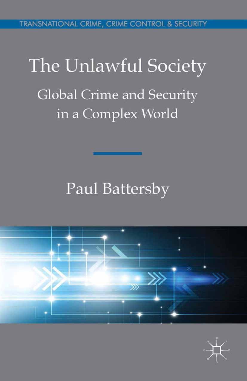 Battersby, Paul - The Unlawful Society, ebook
