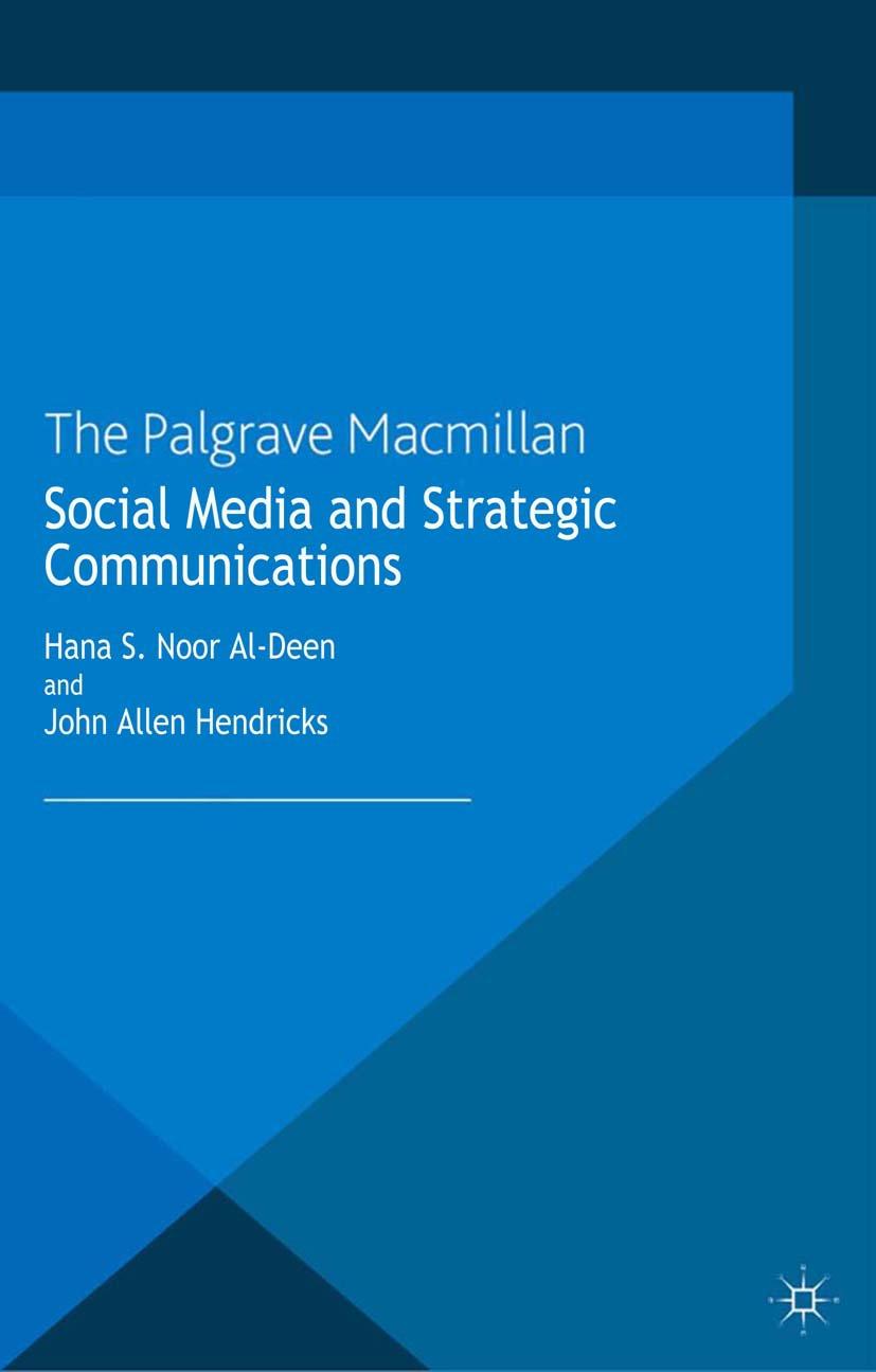 Al-Deen, Hana S. Noor - Social Media and Strategie Communications, ebook