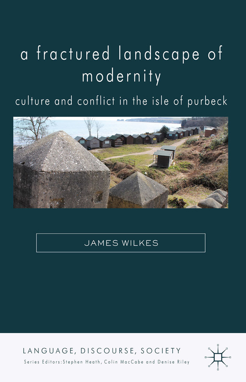 Wilkes, James - A Fractured Landscape of Modernity, e-kirja