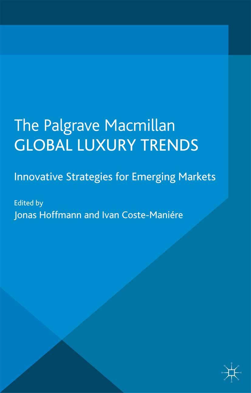 Coste-Manière, Ivan - Global Luxury Trends, ebook