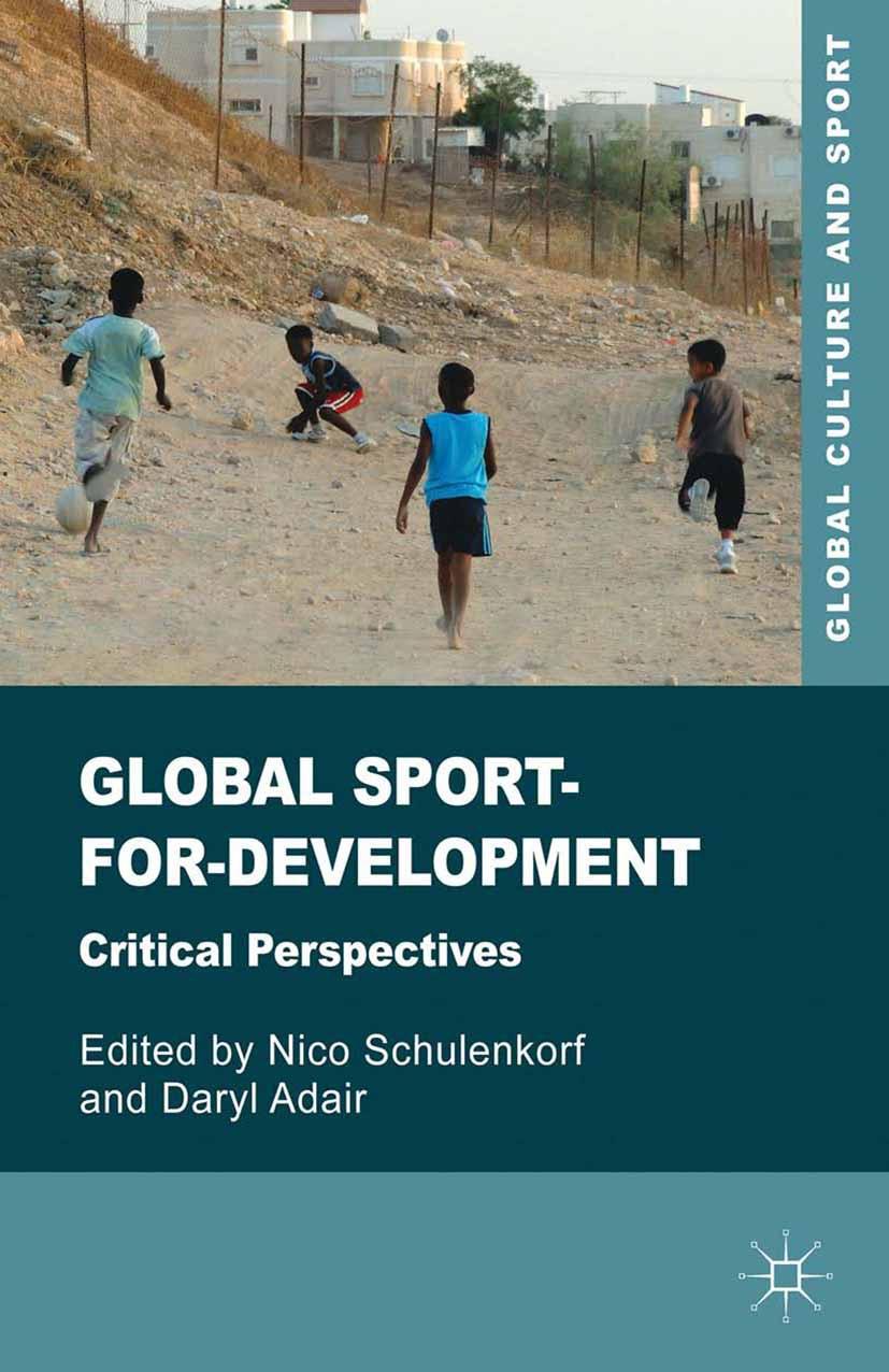 Adair, Daryl - Global Sport-for-Development, e-kirja