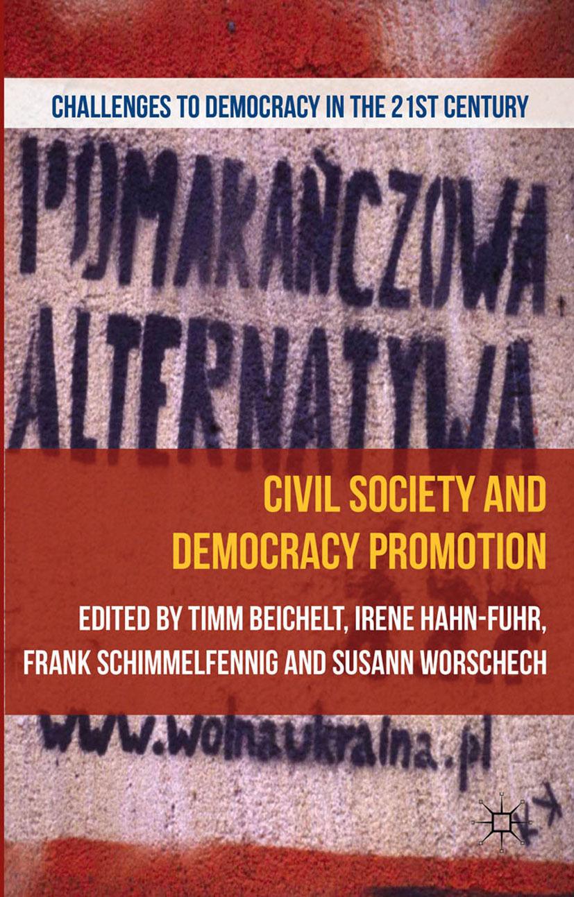Beichelt, Timm - Civil Society and Democracy Promotion, ebook