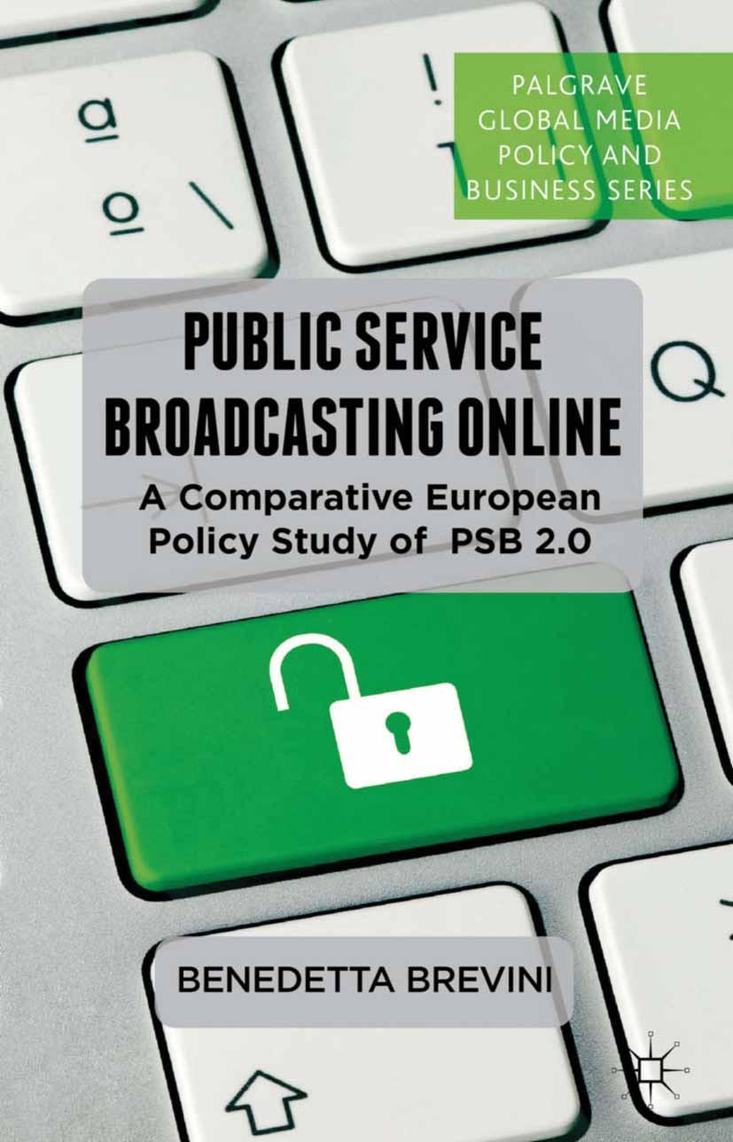 Brevini, Benedetta - Public Service Broadcasting Online, e-bok