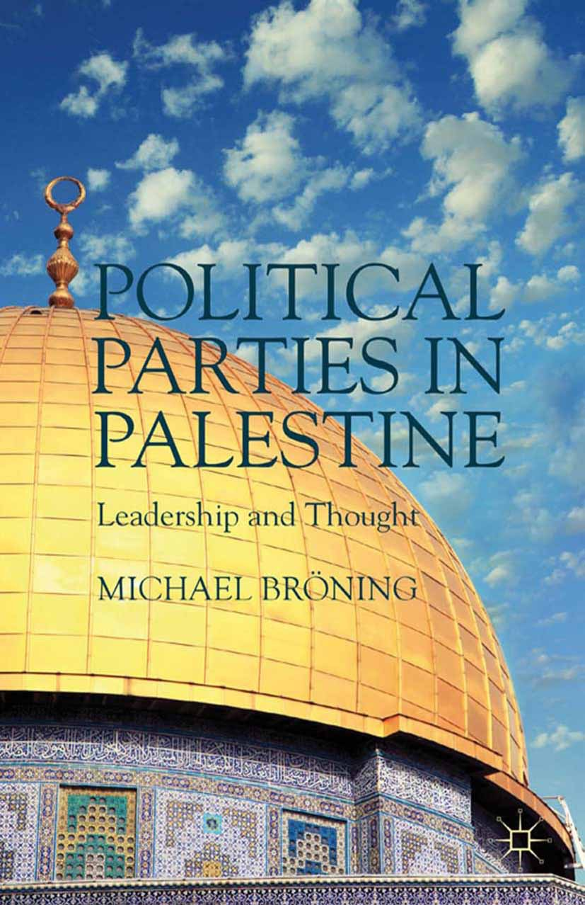 Bröning, Michael - Political Parties in Palestine, ebook