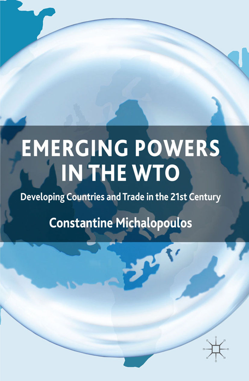 Michalopoulos, Constantine - Emerging Powers in the WTO, ebook