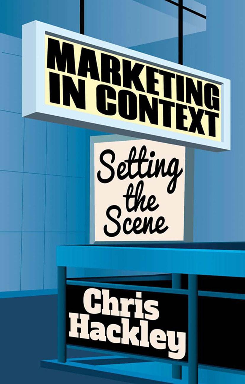 Hackley, Chris - Marketing in Context, ebook