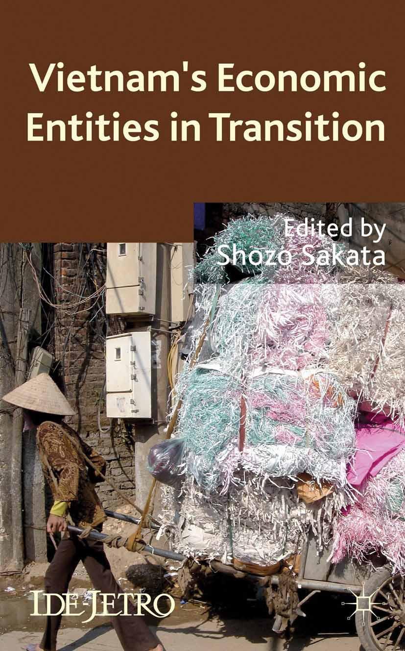 Sakata, Shozo - Vietnam's Economic Entities in Transition, ebook