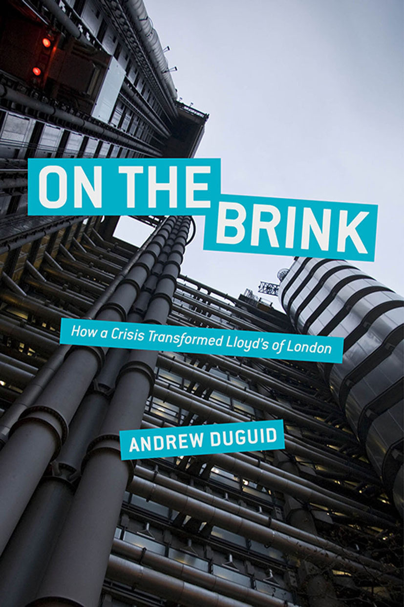 Duguid, Andrew - On the Brink, ebook