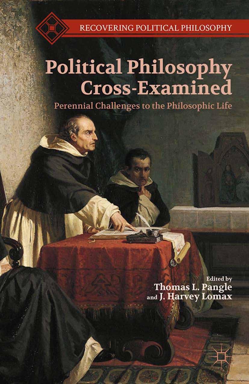 Lomax, J. Harvey - Political Philosophy Cross-Examined, ebook
