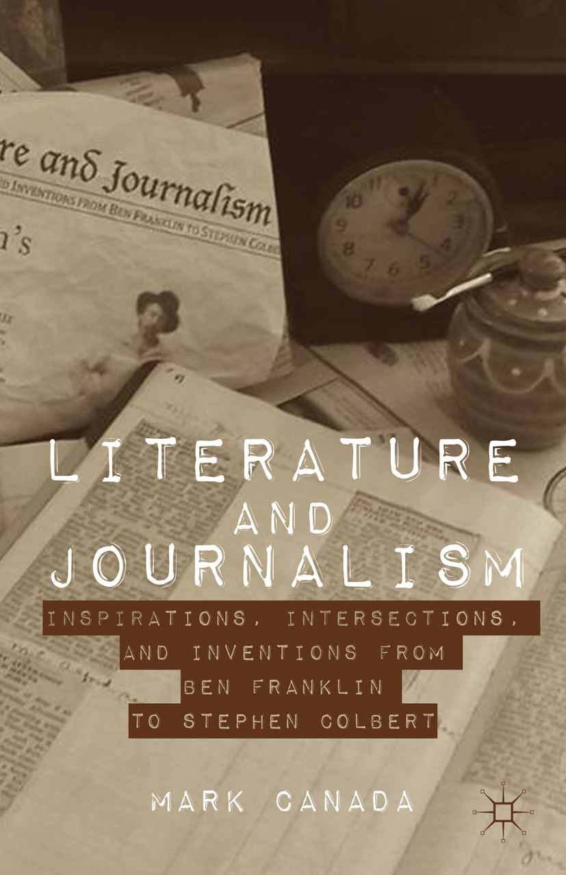 Canada, Mark - Literature and Journalism, ebook