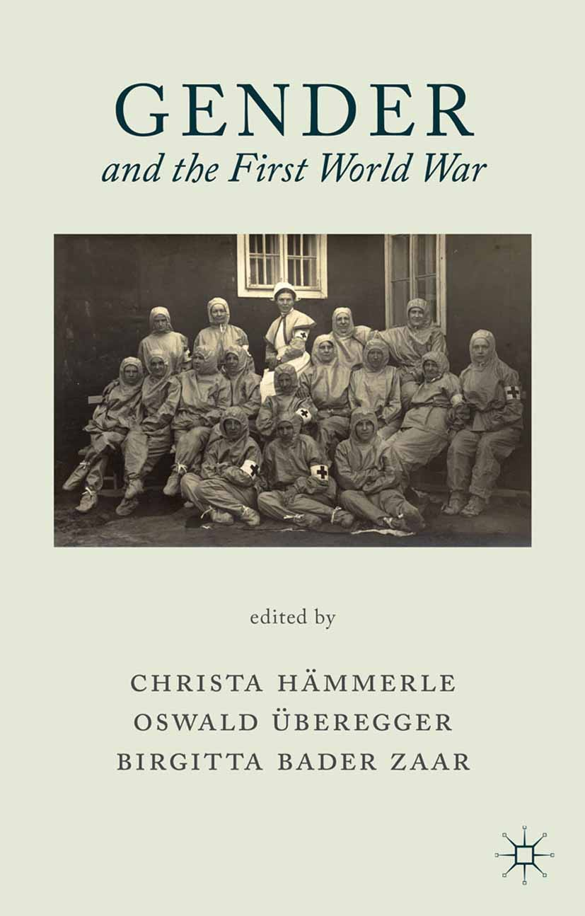Hämmerle, Christa - Gender and the First World War, ebook