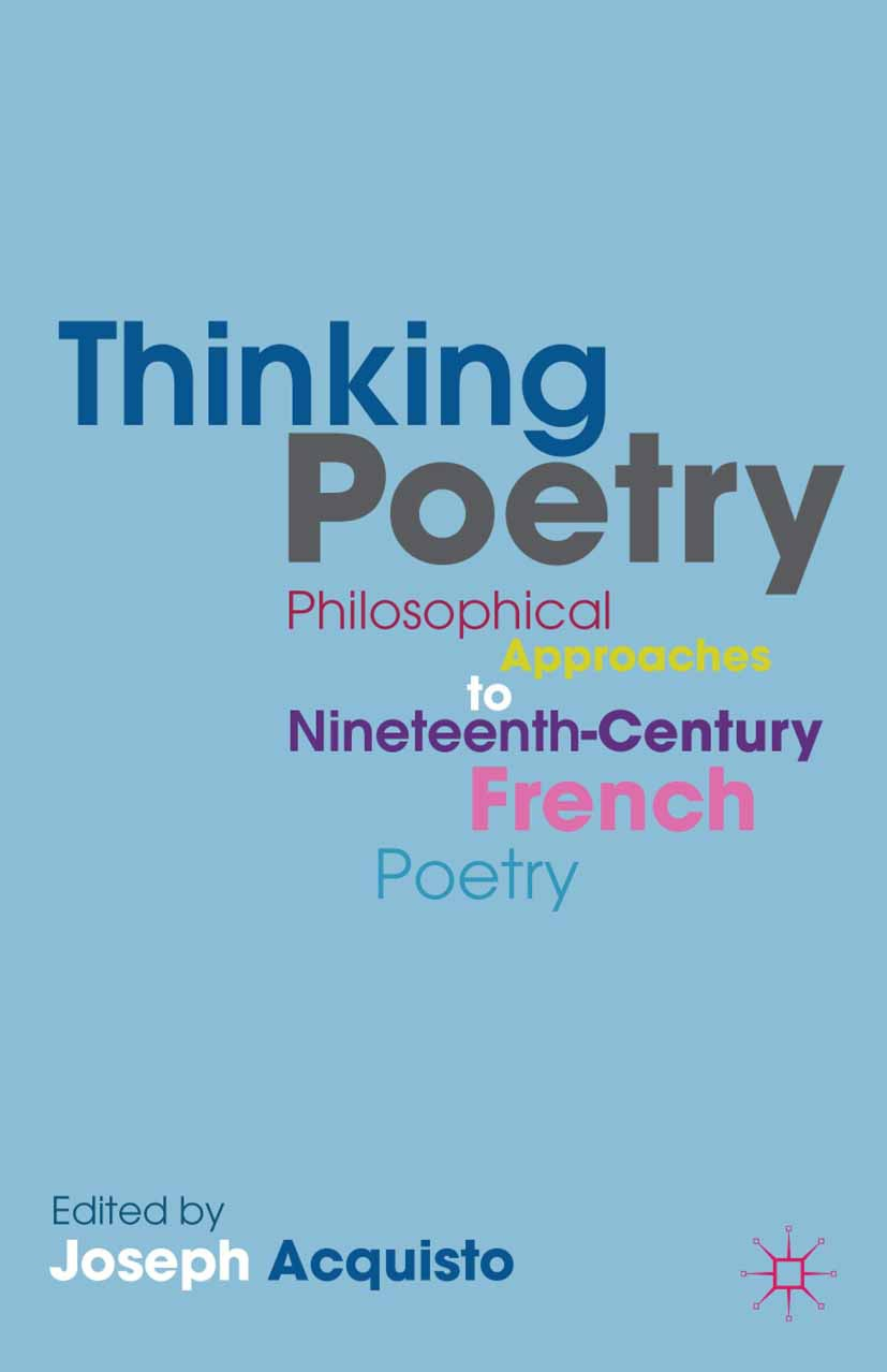 Acquisto, Joseph - Thinking Poetry, ebook