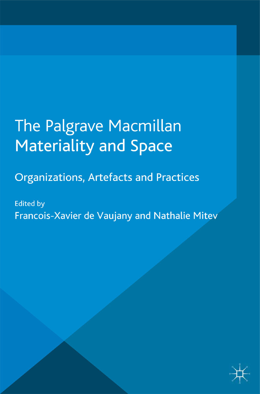 Mitev, Nathalie - Materiality and Space, ebook
