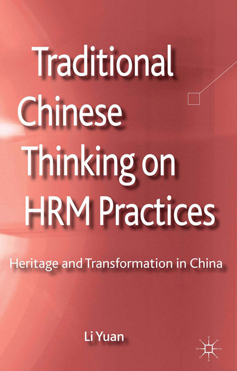 Yuan, Li - Traditional Chinese Thinking on HRM Practices, ebook