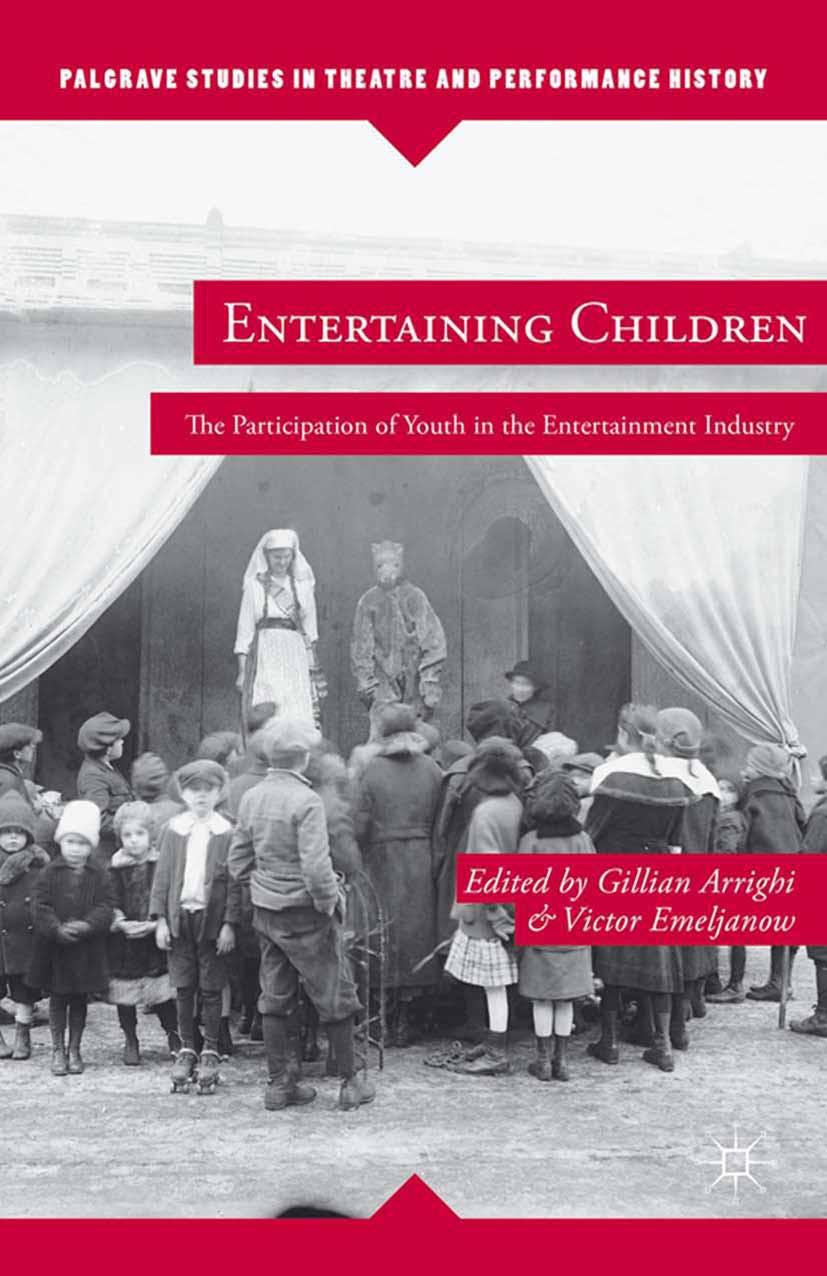 Arrighi, Gillian - Entertaining Children, ebook