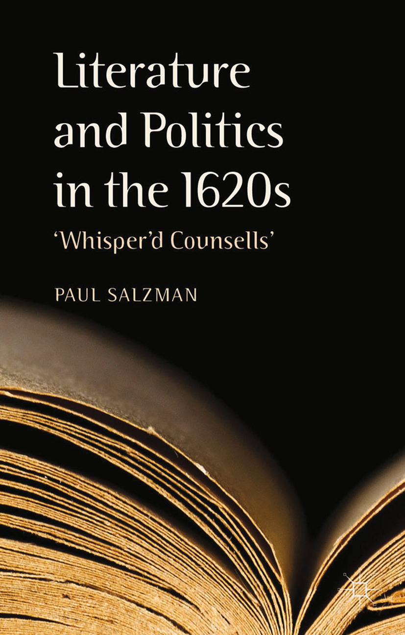Salzman, Paul - Literature and Politics in the 1620s, ebook