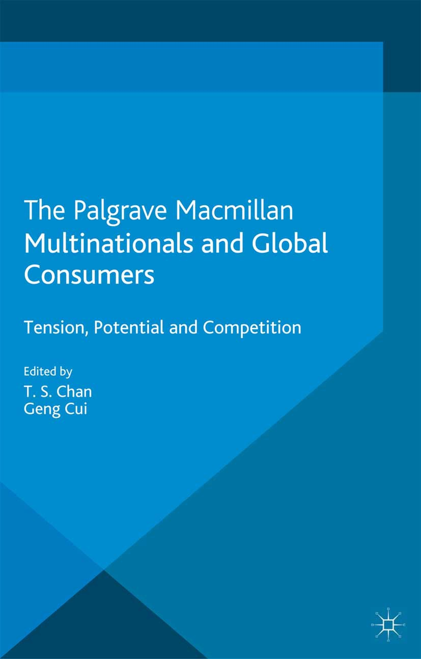 Chan, T. S. - Multinationals and Global Consumers, ebook