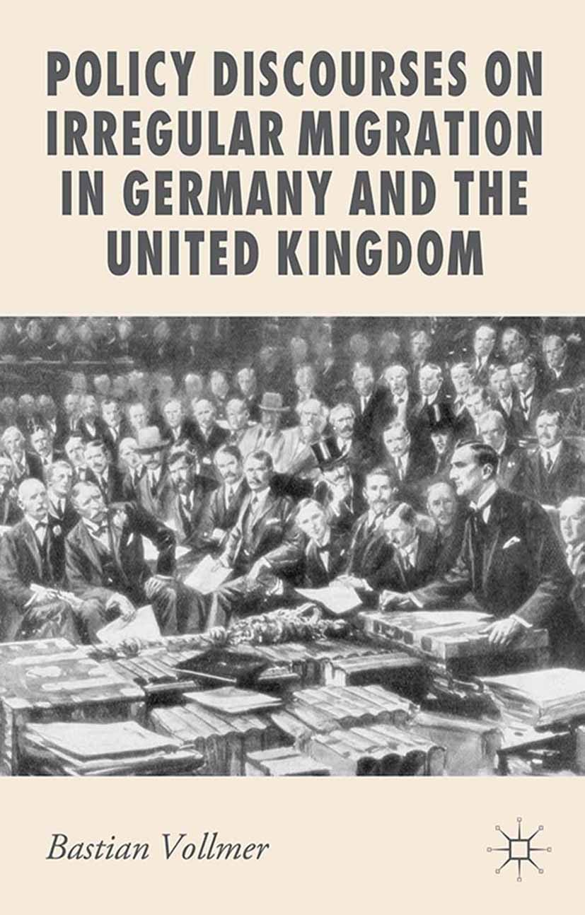 Vollmer, Bastian A. - Policy Discourses on Irregular Migration in Germany and the United Kingdom, ebook