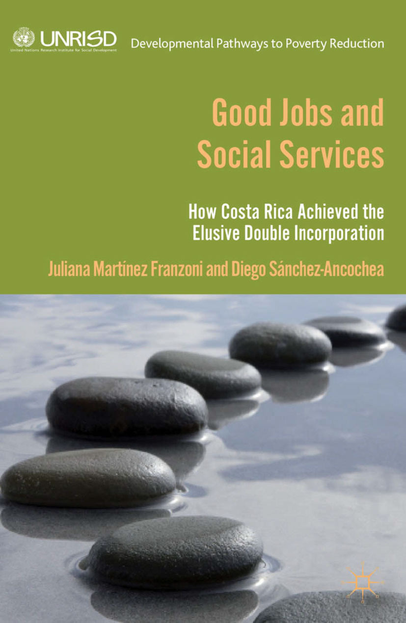 Franzoni, Juliana Martínez - Good Jobs and Social Services, ebook