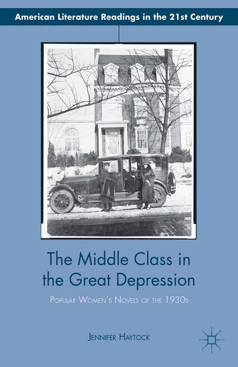 Haytock, Jennifer - The Middle Class in the Great Depression, ebook