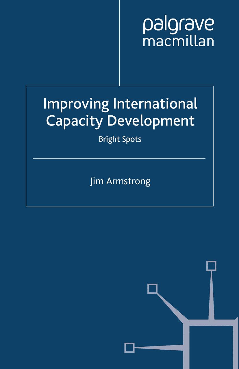 Armstrong, Jim - Improving International Capacity Development, ebook