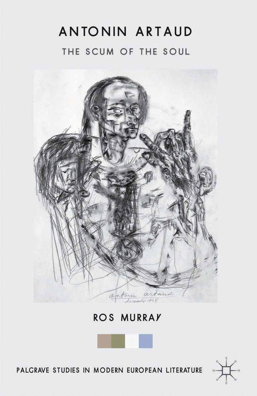 Murray, Ros - Antonin Artaud, ebook