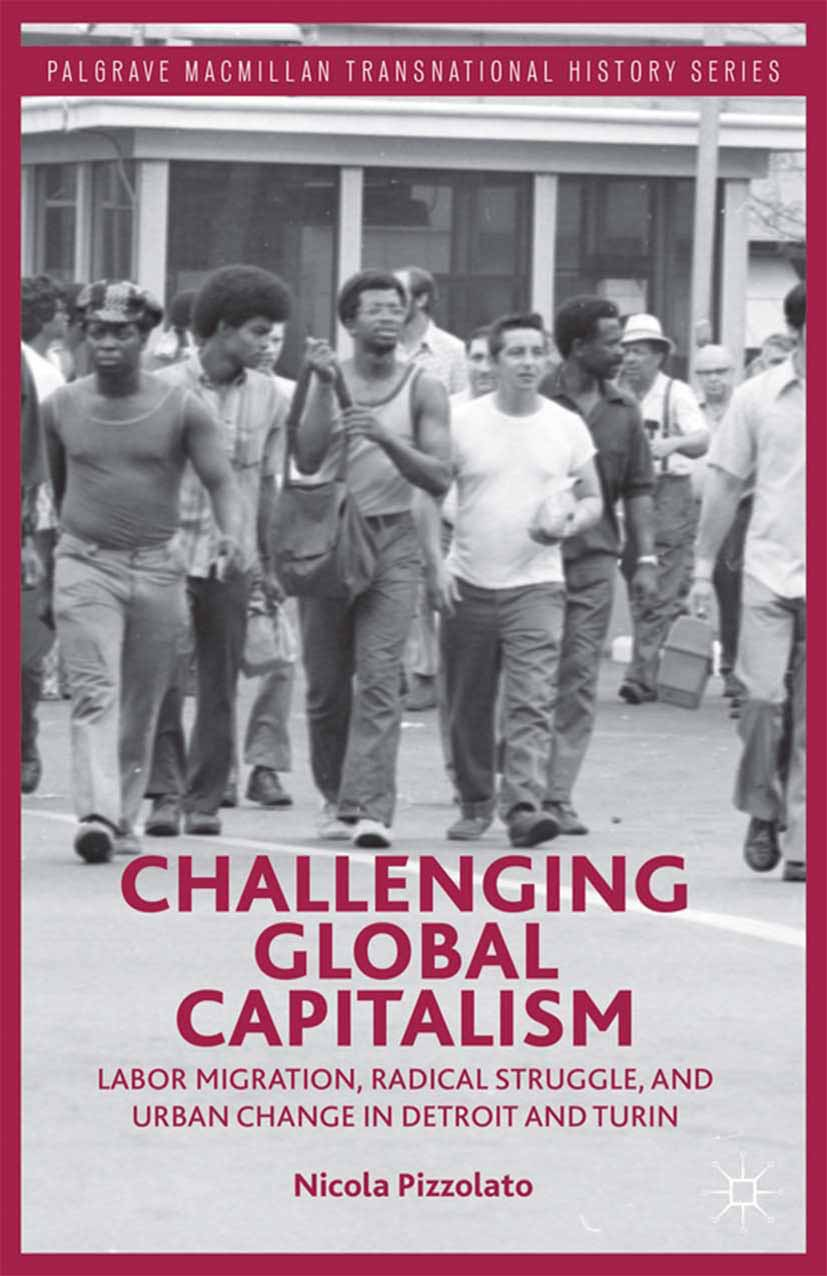 Pizzolato, Nicola - Challenging Global Capitalism, ebook