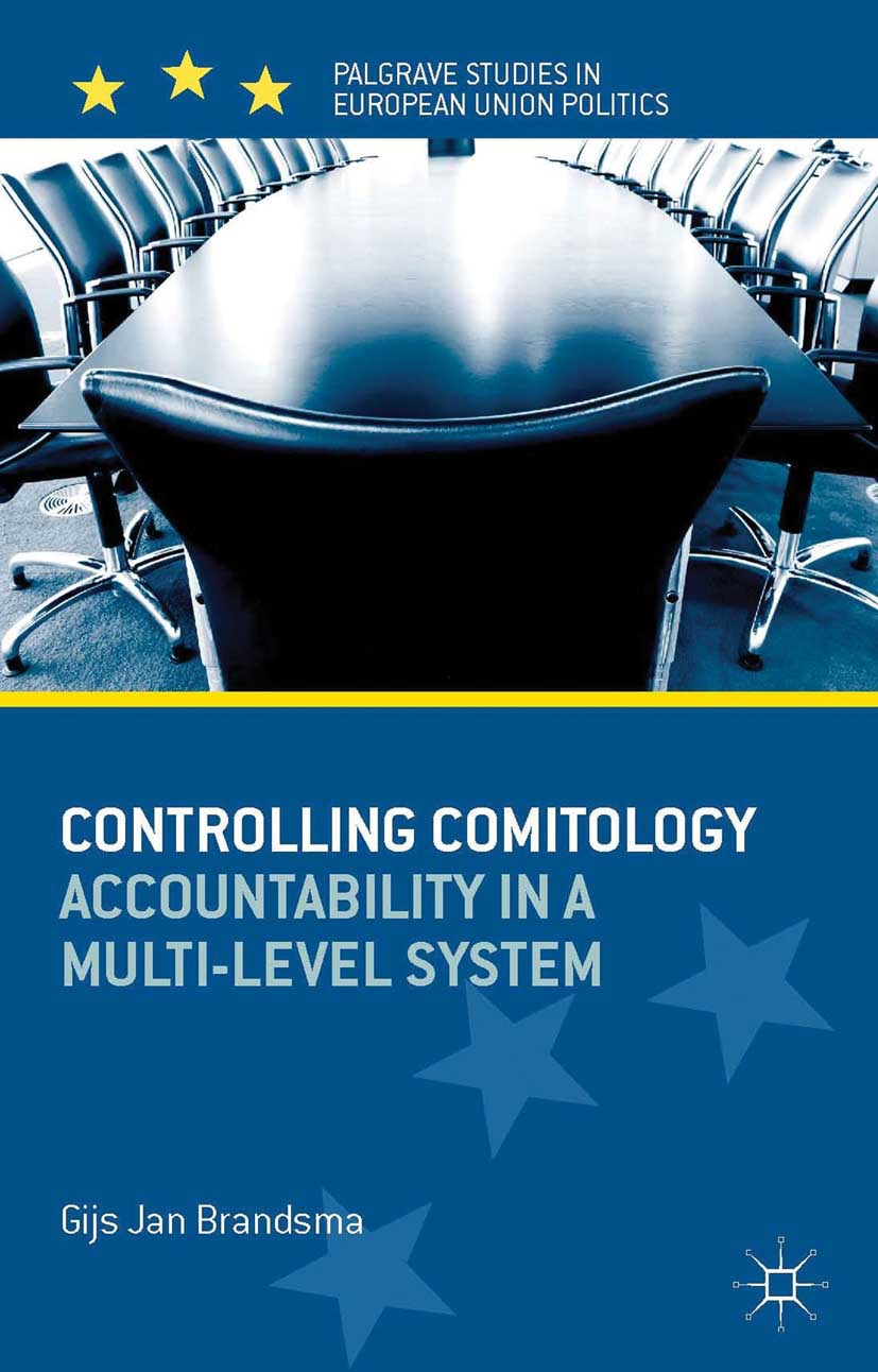 Brandsma, Gijs Jan - Controlling Comitology, ebook