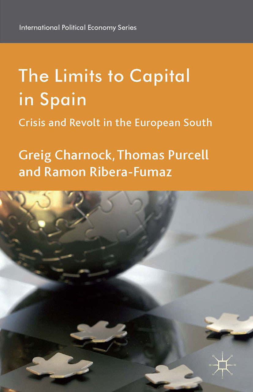Charnock, Greig - The Limits to Capital in Spain, ebook