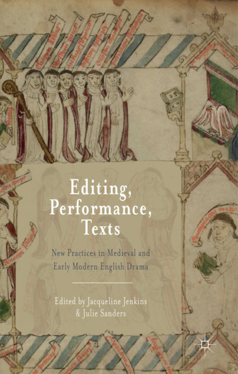 Jenkins, Jacqueline - Editing, Performance, Texts, ebook