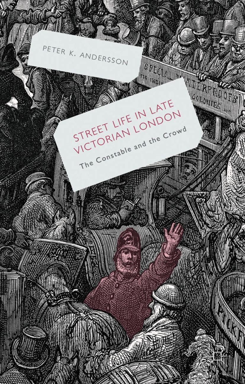 Andersson, Peter K. - Streetlife in Late Victorian London, ebook