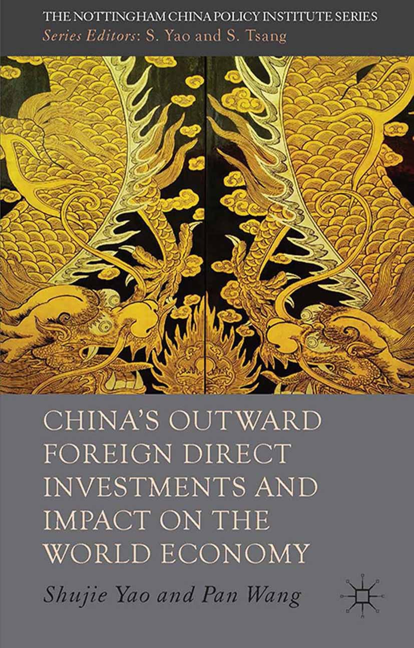 Wang, Pan - China's Outward Foreign Direct Investments and Impact on the World Economy, ebook