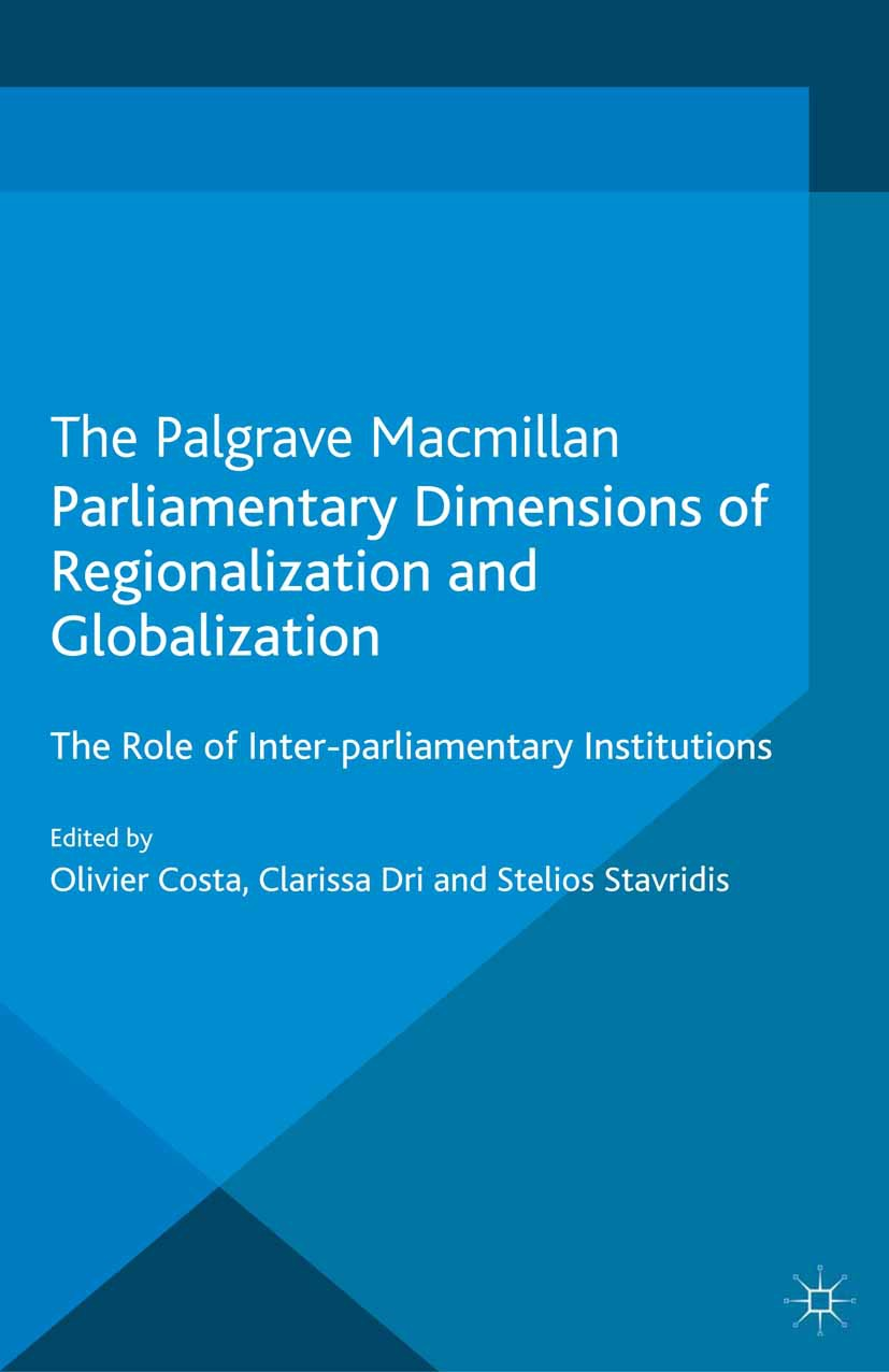 Costa, Olivier - Parliamentary Dimensions of Regionalization and Globalization, ebook