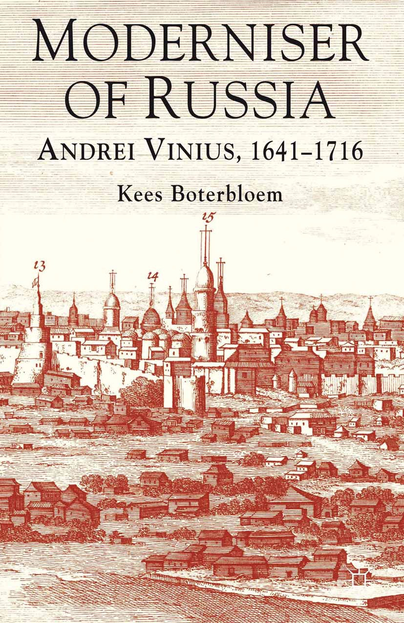 Boterbloem, Kees - Moderniser of Russia, ebook