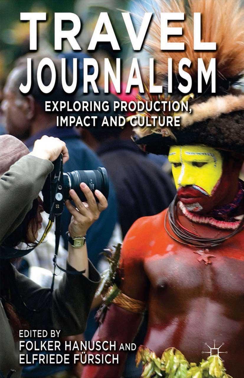 Fürsich, Elfriede - Travel Journalism, ebook