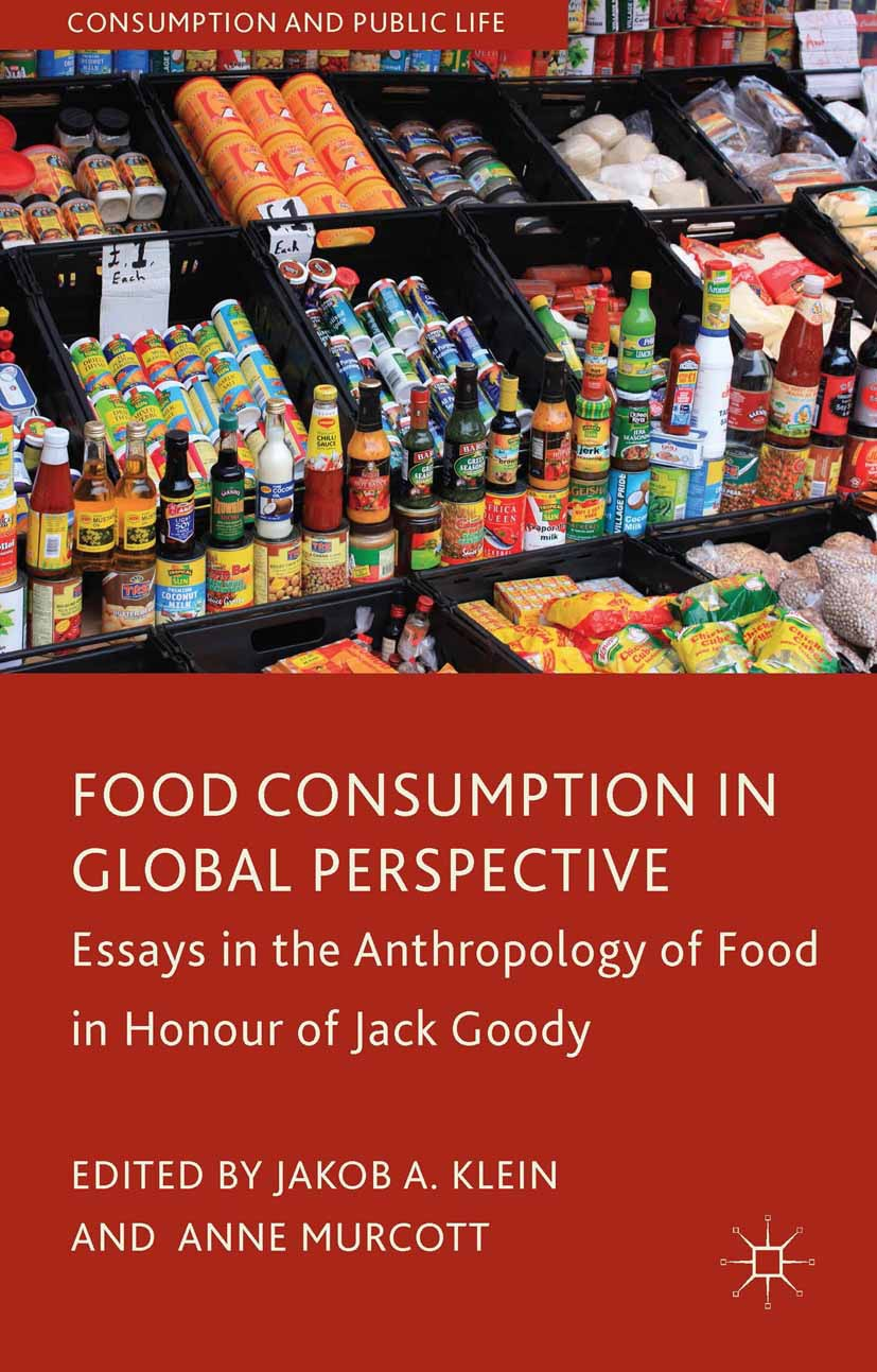 Klein, Jakob A. - Food Consumption in Global Perspective, ebook