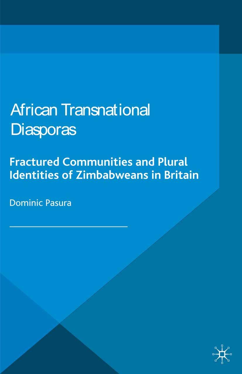 Pasura, Dominic - African Transnational Diasporas, ebook