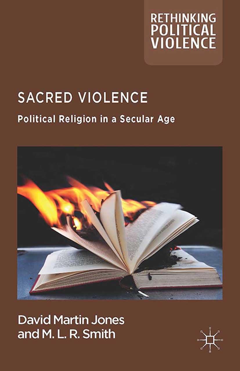 Jones, David Martin - Sacred Violence, ebook
