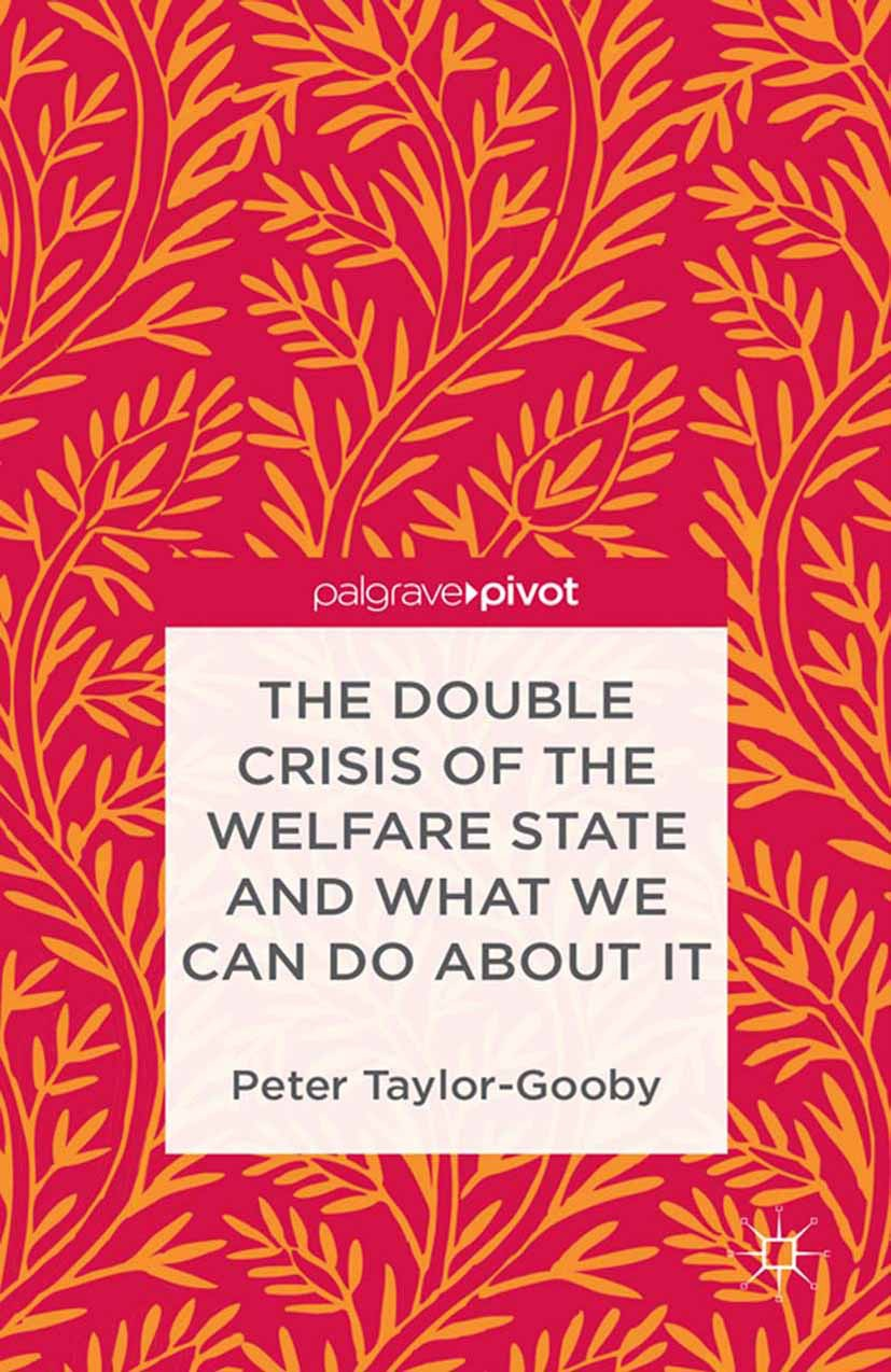 Taylor-Gooby, Peter - The Double Crisis of the Welfare State and What We Can Do About It, ebook