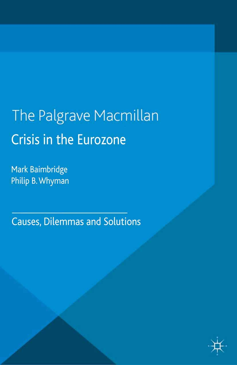 Baimbridge, Mark - Crisis in the Eurozone, e-kirja