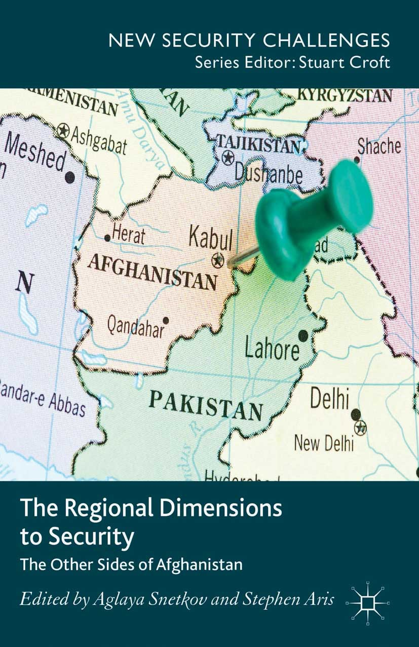 Aris, Stephen - The Regional Dimensions to Security, ebook