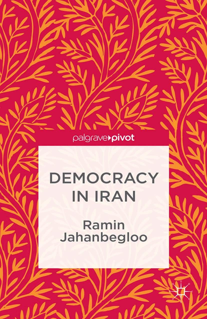 Jahanbegloo, Ramin - Democracy in Iran, ebook