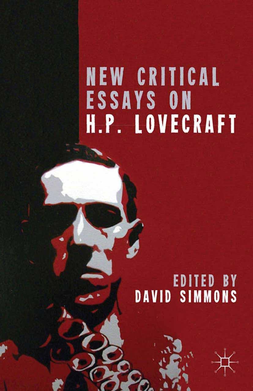 Simmons, David - New Critical Essays on H.P. Lovecraft, e-kirja