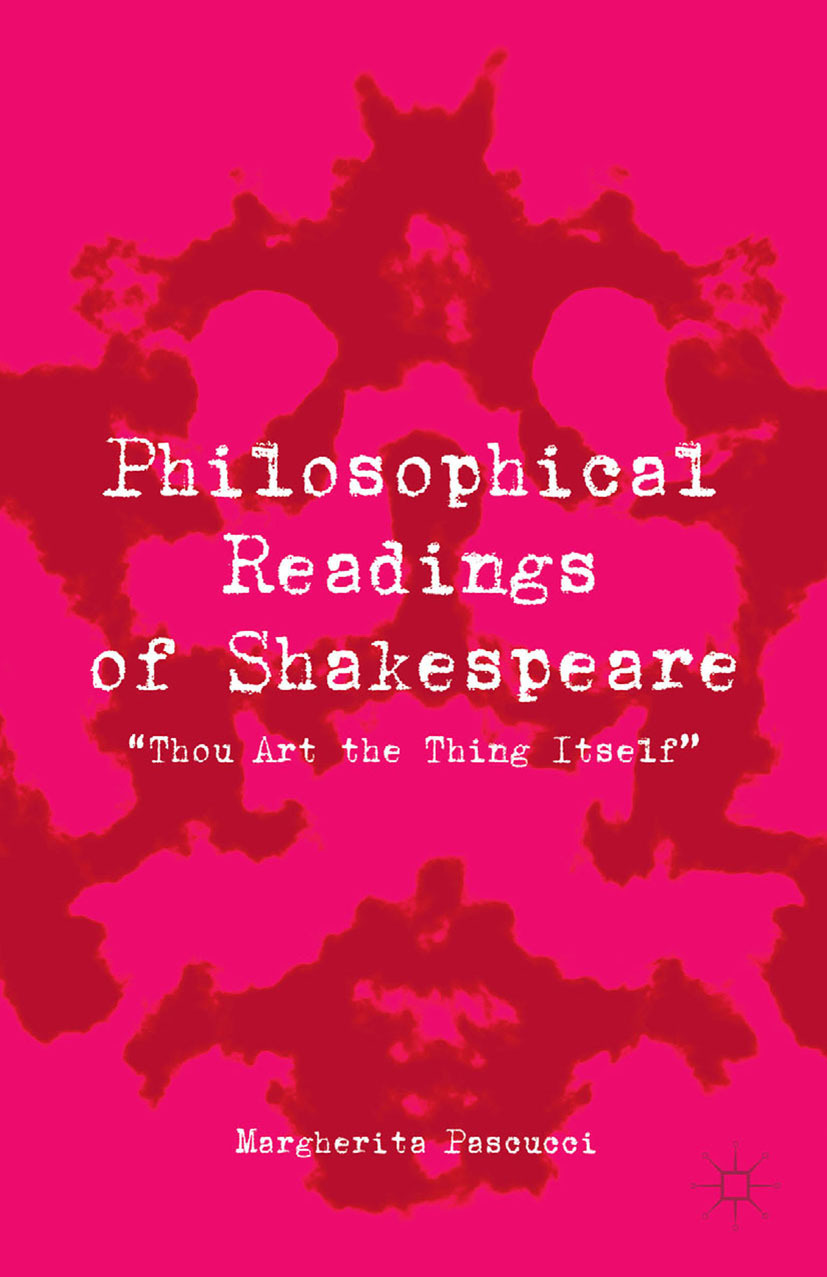 Pascucci, Margherita - Philosophical Readings of Shakespeare, ebook