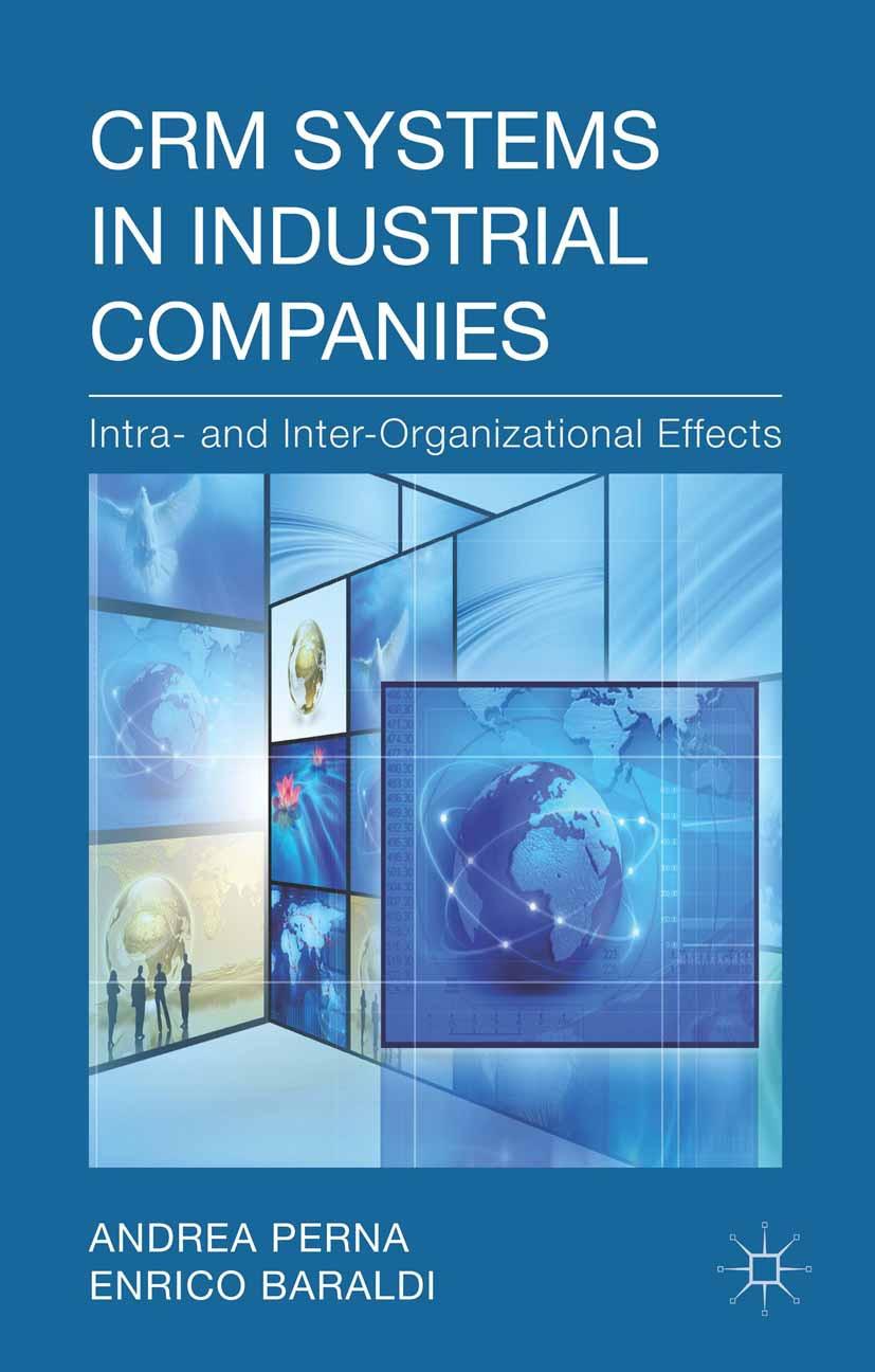 Baraldi, Enrico - CRM Systems in Industrial Companies, ebook