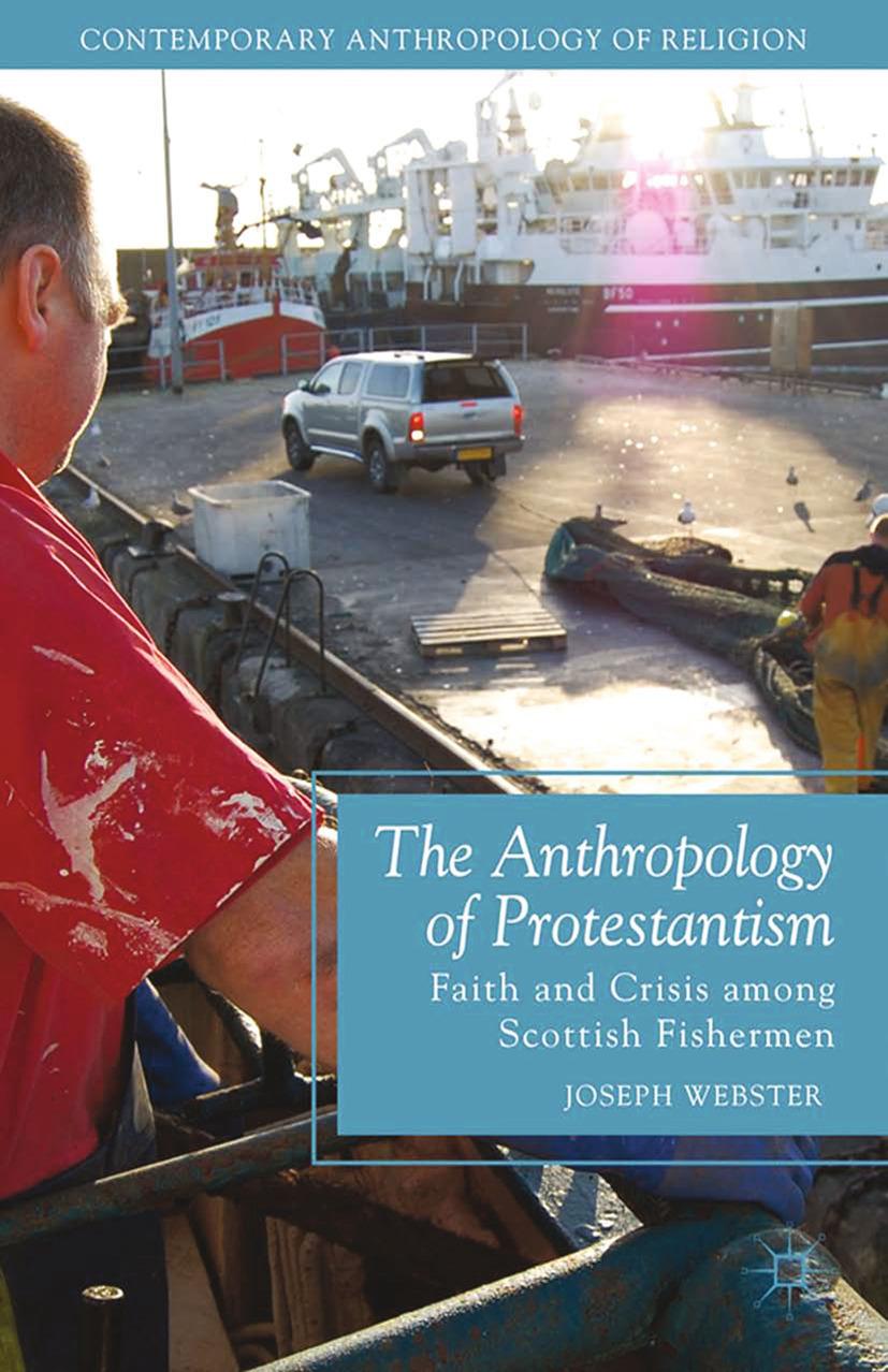 Webster, Joseph - The Anthropology of Protestantism, ebook