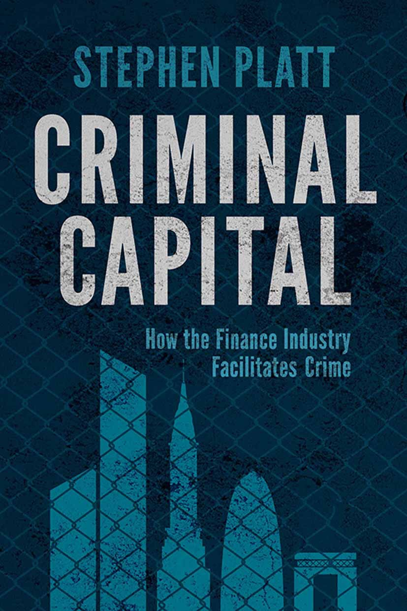 Platt, Stephen - Criminal Capital, ebook